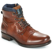 Chaussures Homme Boots André SACLAY Marron