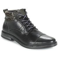 Chaussures Homme Boots André VERON Noir