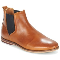 Chaussures Homme Boots André HOVEL Marron