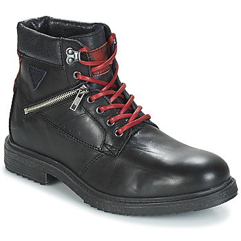 Chaussures Homme Boots André MORRO Noir