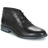 Chaussures Homme Boots André PRATO Noir