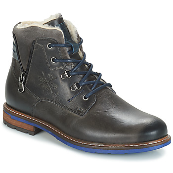Chaussures Homme Boots André GUINEE Noir