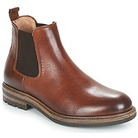 Chaussures Homme Boots André SOPRANO Marron