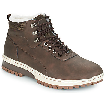 Chaussures Homme Boots André EVEREST Marron