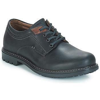 Chaussures Homme Derbies André BOULON Noir