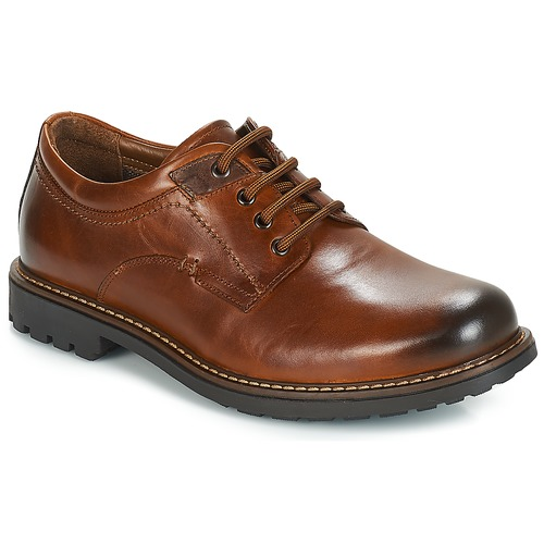 Chaussures Homme Derbies André BOULON Marron