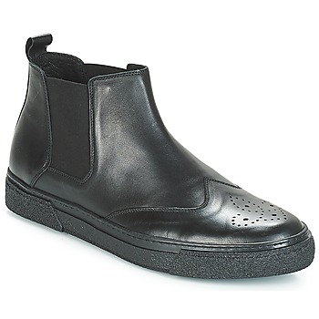 Chaussures Homme Boots André OASIS Noir