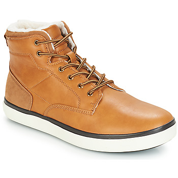 Chaussures Homme Baskets montantes André INUIT Marron