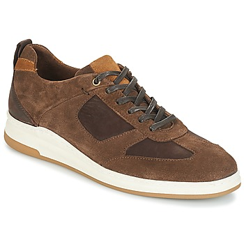Chaussures Homme Baskets basses André CINZA Marron