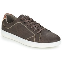 Chaussures Homme Baskets basses André TANGON Marron