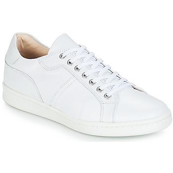 Chaussures Homme Baskets basses André AURELIEN Blanc