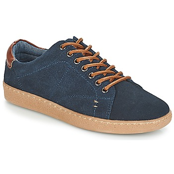 Chaussures Homme Baskets basses André LENNO Marine