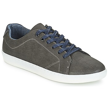Chaussures Homme Baskets basses André TANGON Gris