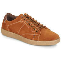 Chaussures Homme Baskets basses André LENNO Marron