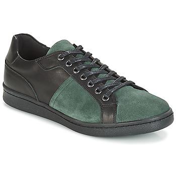 Chaussures Homme Baskets basses André AURELIEN Vert
