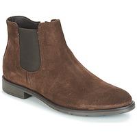 Chaussures Homme Boots André VALOREILLE Marron