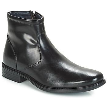 Chaussures Homme Boots André BOULE Noir