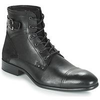 Chaussures Homme Boots André PHILIPPE Noir
