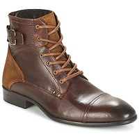 Chaussures Homme Boots André PHILIPPE Marron