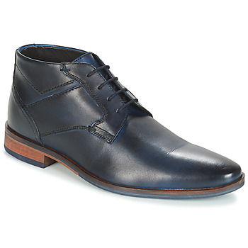 Chaussures Homme Boots André PILOTE Bleu