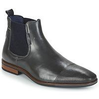 Chaussures Homme Boots André PLEO Gris
