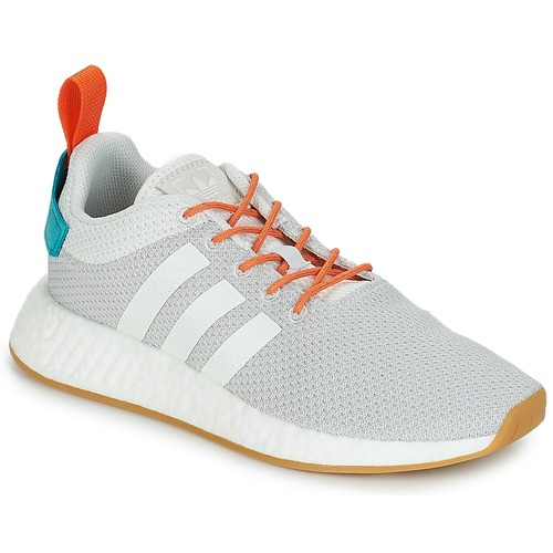 Chaussures Baskets basses adidas Originals NMD R2 SUMMER Gris