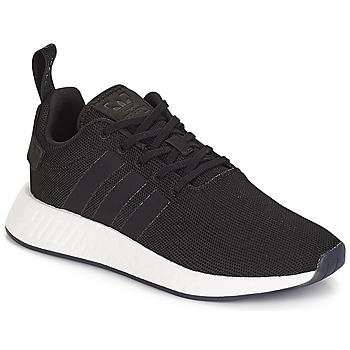 Chaussures Baskets basses adidas Originals NMD R2 Noir