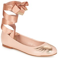 Chaussures Femme Ballerines / babies André ANGELINE Rose