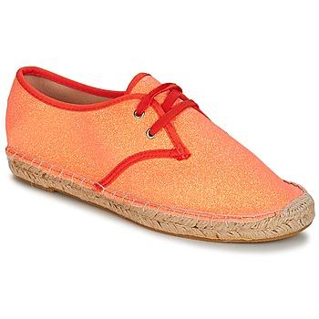 Chaussures Femme Espadrilles André DANCEFLOOR Corail