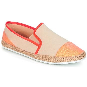 Chaussures Femme Espadrilles André DIXY Corail
