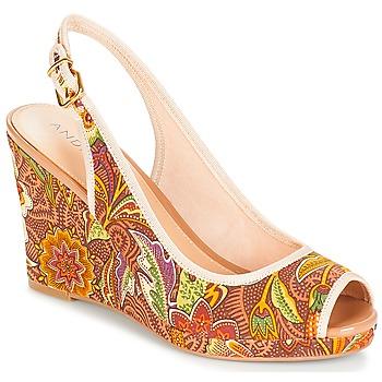 Chaussures Femme Sandales et Nu-pieds André JULIETTA Taupe