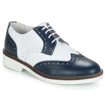 Chaussures Femme Derbies André CASPER Marine