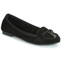 Chaussures Femme Ballerines / babies André COQUETTE Noir