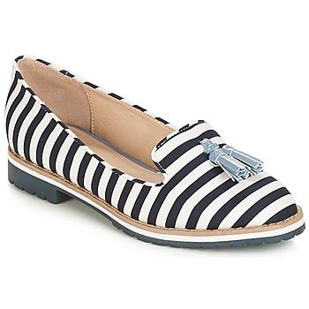 Chaussures Femme Mocassins André DINAN Blanc