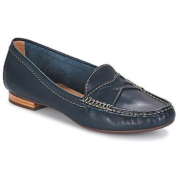Chaussures Femme Mocassins André DORY Marine