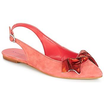 Chaussures Femme Ballerines / babies André LARABEL Rose