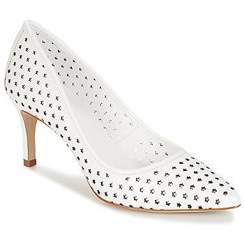 Chaussures Femme Escarpins André LOUNA Blanc