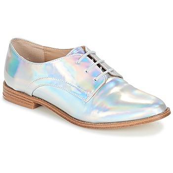 Chaussures Femme Derbies André LUMIERE Blanc