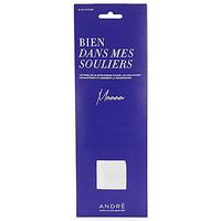Accessoires Femme Accessoires chaussures André SEMELLE EPONGE Blanc