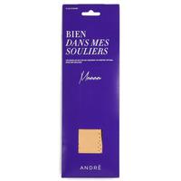 Accessoires Accessoires chaussures André SEMELLE CUIR Beige