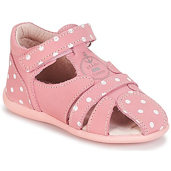 Chaussures Fille Sandales et Nu-pieds André MARINA Rose