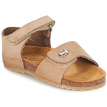 Chaussures Enfant Sandales et Nu-pieds André MATELOT Beige