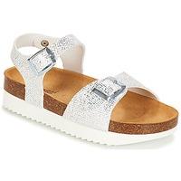 Chaussures Fille Sandales et Nu-pieds André LAURE Argent