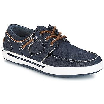 Chaussures Garçon Chaussures bateau André MIKA 3 Jean