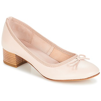 Chaussures Femme Ballerines / babies André POETESSE Beige