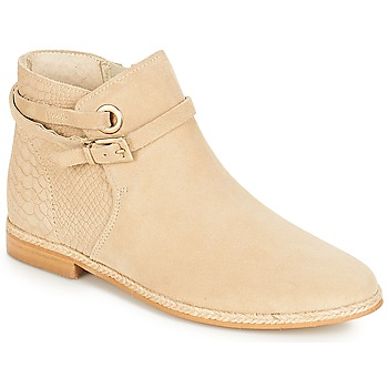 Chaussures Femme Boots André IDAHO Beige