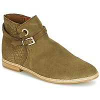 Chaussures Femme Boots André IDAHO Kaki
