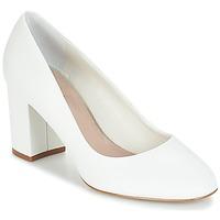 Chaussures Femme Escarpins André PENSIVE Blanc