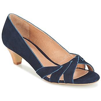 Chaussures Femme Escarpins André MUSIK Marine