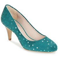 Chaussures Femme Escarpins André BETSY Turquoise